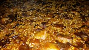 Paella de Costillas Setas y Trufa (3)